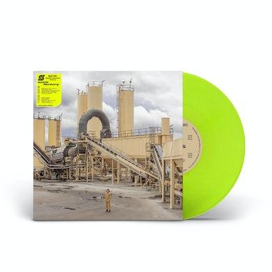 Satis Factory Day Glo Yellow LP (Vinyl)
