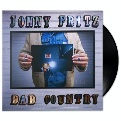 Dad Country LP (Vinyl)