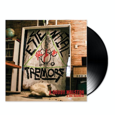 J Roddy Walston & The Business J.Roddy Walston & The Business - Essential Tremors LP (Vinyl)