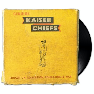 Kaiser Chiefs - Education, Education, Education & War LP (Vinyl)