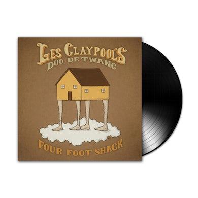 Les Claypool'S Duo De Twang Four Foot Shack LP (Vinyl)
