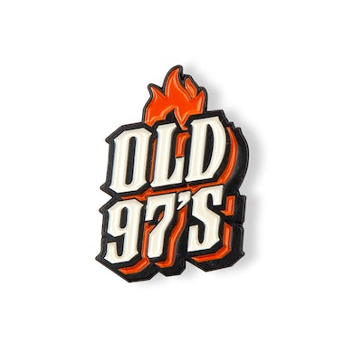 Old 97's Enamel Pin