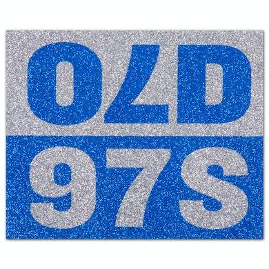 Old 97's - Sparkle Sticker