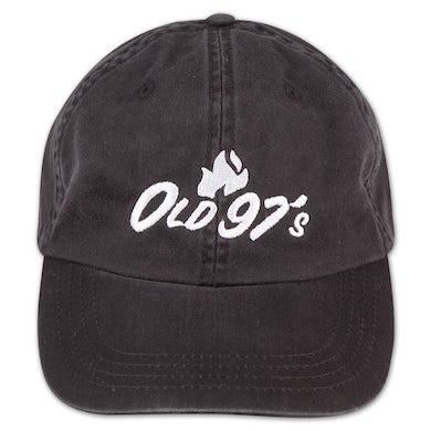 Old 97's Flame Hat - Black