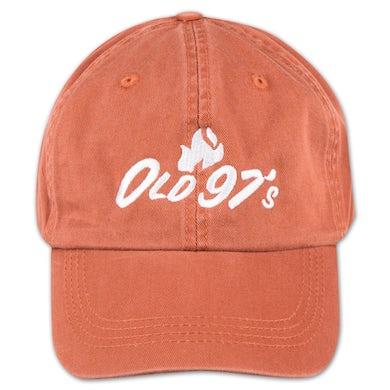 Old 97's Flame Hat - Burnt Orange