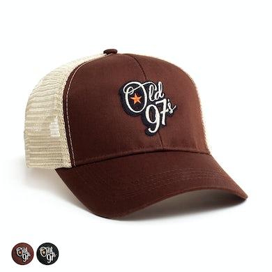Old 97's 97s Script Eco Trucker Hat