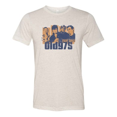 Old 97's Fight Songs Men's Tee