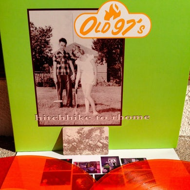 Old 97's Hitchhike to Rhome Reissue 2-LP Set (Vinyl)
