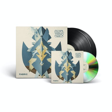 The Black Seeds – Fabric CD + LP Bundle (Vinyl)