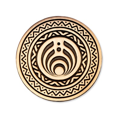Bassnectar DejaVoom Mexico 2020 Event Limited Edition Pin