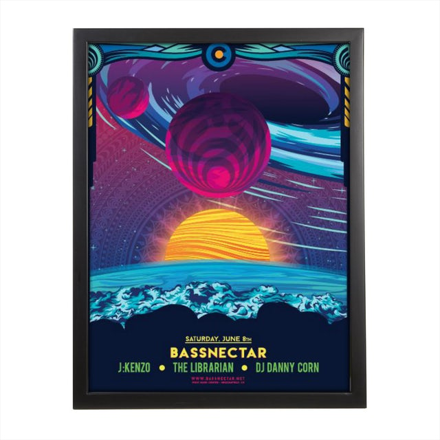 Bassnectar Freestyle 2019 Day 2 Poster