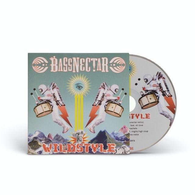 Bassnectar - Wildstyle CD