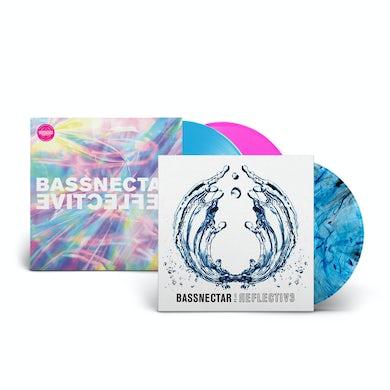Bassnectar Reflective 1-3 Vinyl Bundle