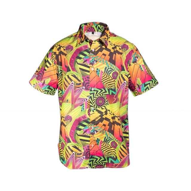 Bassnectar Deja Voom Teleport Camp Shirt