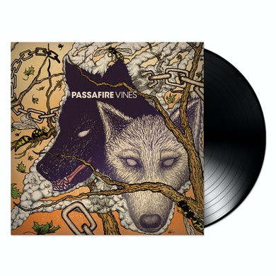 Passafire Vines LP (Vinyl)