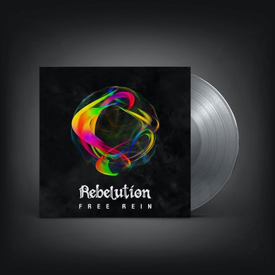 Rebelution Free Rein Silver Colored Vinyl