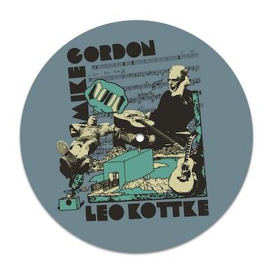 Leo Kottke Noon Record Player Slip Mat