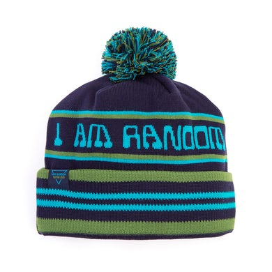 Mike Gordon I Am Random Winter 2020 Pom Beanie