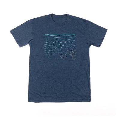 Mike Gordon 2020 Winter Tour Broken Lines Tee