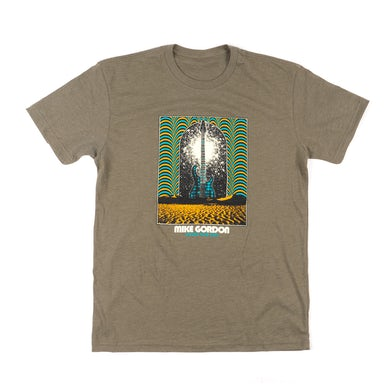 Mike Gordon 2020 Winter Tour Bass Tee