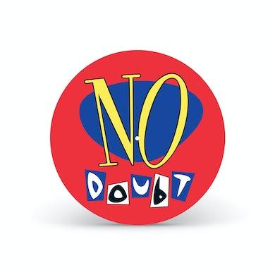 No Doubt Red Vinyl Slip Mat