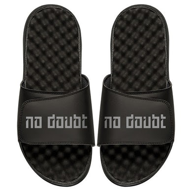 No Doubt Logo Black iSlides