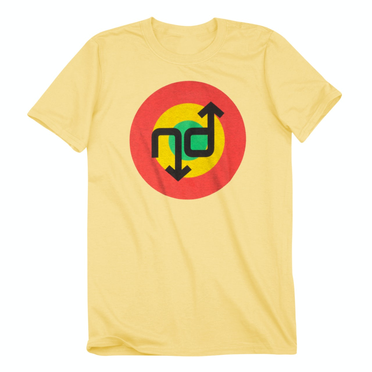 No Doubt Target Yellow T-Shirt