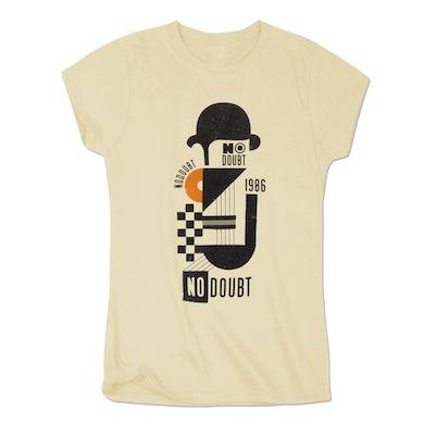 No Doubt Modern Movement Junior's T-Shirt