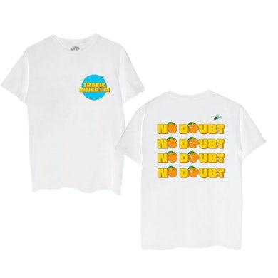 No Doubt Tragic Kingdom Orange T-Shirt