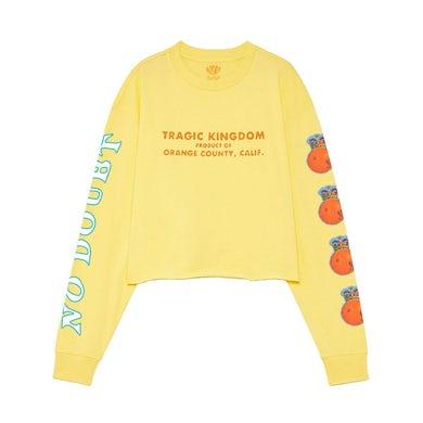 No Doubt Tragic Kingdom Yellow Crop