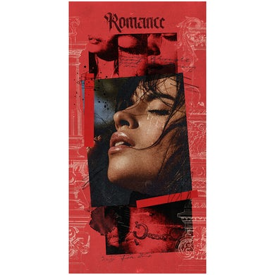Camila Cabello Romance Poster