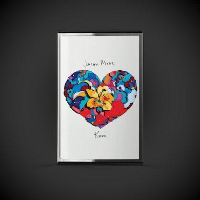 Jason Mraz Know. Cassette