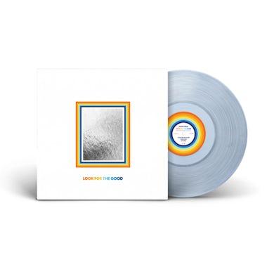 Jason Mraz Look for The Good Clear Vinyl LP