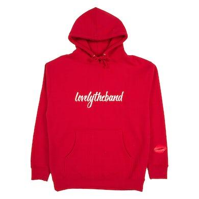 lovelytheband lips hoodie
