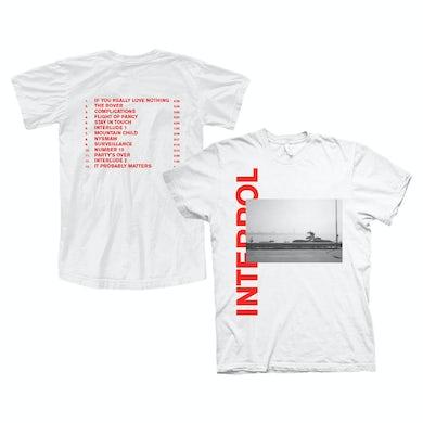 Interpol Marauder Photo T-Shirt