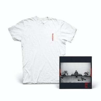 Interpol Marauder Album + T-Shirt