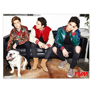 Forever in Your Mind FIYM Euphoric Tour Poster