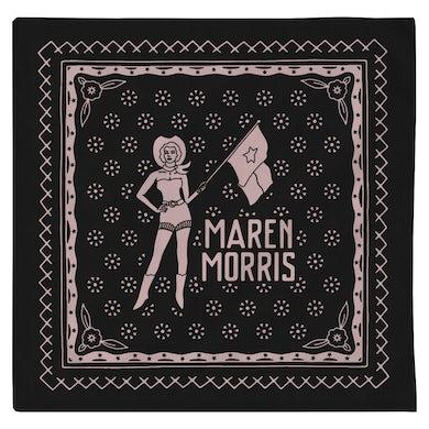 Maren Morris The Rodeo Bandana - Black
