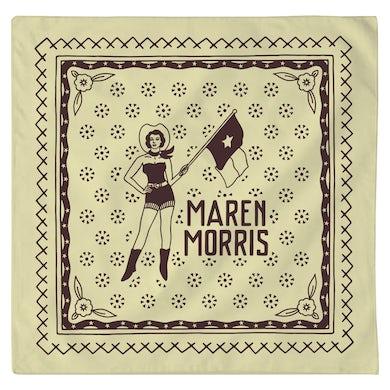 Maren Morris The Rodeo Bandana - Natural