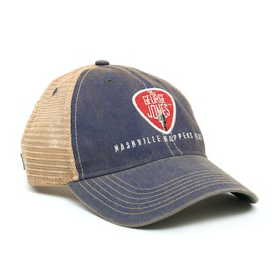 c5bd1d00522c9b George Jones · Embroidered Legacy Hat. $23.00. Out of Stock · George Jones  Guitar Pick Camo Trucker Hat