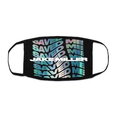 Jake Miller SAVED ME Face Mask + Digital Single Download