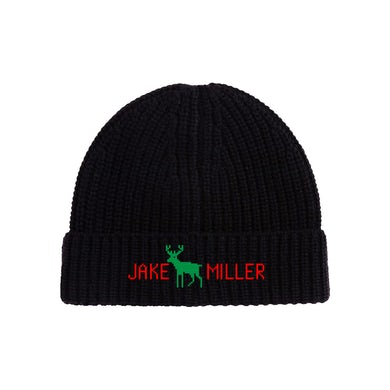 Jake Miller Ugly Christmas Beanie