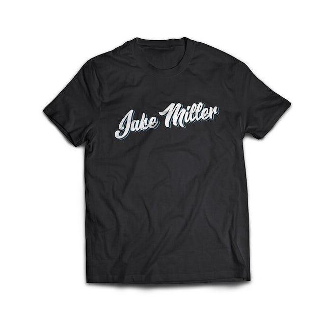 Jake Miller Miami Vice - Black T-Shirt