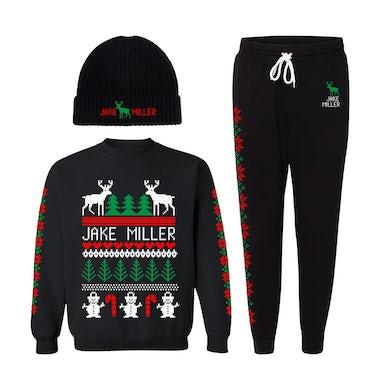 Jake Miller Ugly Christmas Bundle