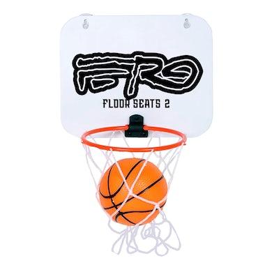 A$AP Ferg Floor Seats II Mini Basketball Hoop