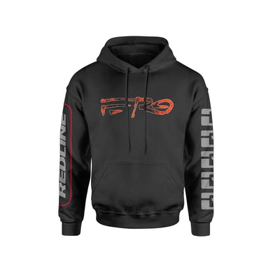 "A$AP Ferg x Redline ""Ride With The Mob"" 3M Hoodie"