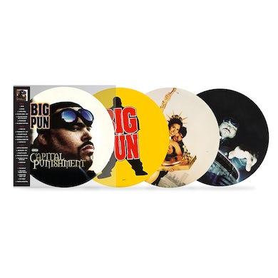 Big Pun: Capital Punishment (20th Anniversary Picture Disc) 2-Disc LP (Vinyl)