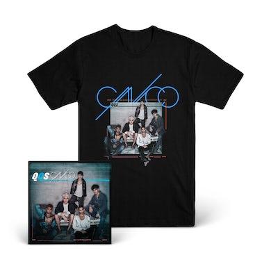 CNCO Que Quiénes Somos Album Cover T-Shirt + Digital Download