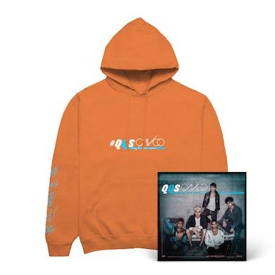 CNCO QQS Photo Orange Hoodie + Digital Album