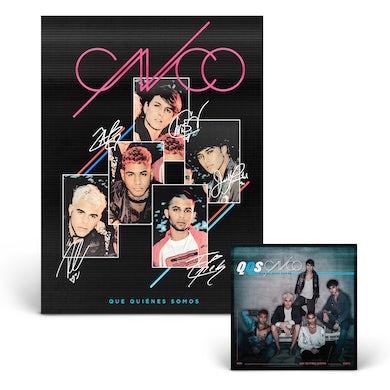 CNCO QQS Poster + DD